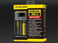 All-New NITECORE i2 Intellicharger Smart Battery Charger