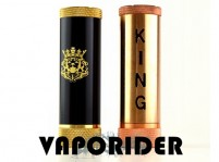 King V5 26650 Style Mechanical Mod