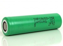 SAMSUNG INR18650-25R Rechargeable Li-Ion Battery