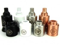 Science of Vaping SOD 5K RDA Clone - Dual Top Cap