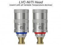 Joyetech Delta II LVC Ti/Ni Head (For TC Devices) (Set of 5)