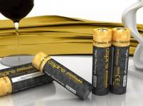 Aspire 18650 Battery 3.7V 2500mAh Rechargeable Battery Cell