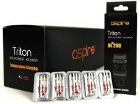 Aspire Triton/Atlantis 0.15 Ohm Ni200 Temperature Sensing Coil Head