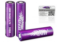Efest IMR 18650 35A 3000mAh Flat Top Battery