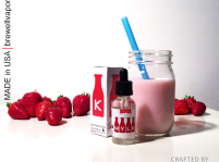 Original MYLK & Strawberry MYLK by Brewell (30 mL)