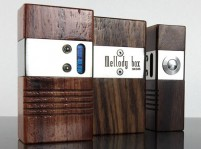 Eternal Mellody Wooden 40W Temperature Control Box Mod Clone