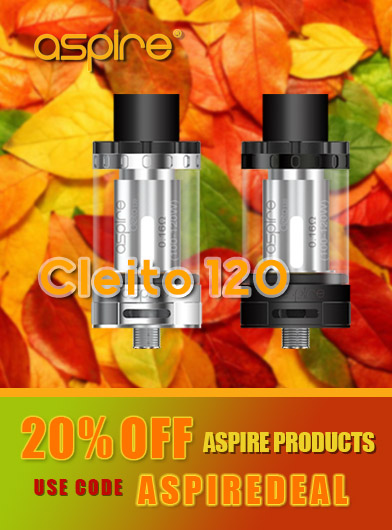 Aspire 20% Off