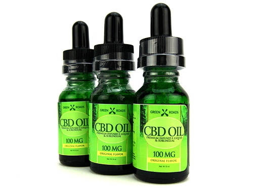Green Roads CBD Oil 15mL 100MG