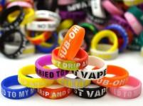 Silicone Vape Bands (10pk)