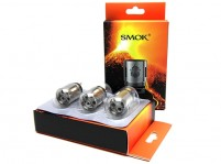 SMOK TFV8 Turbo Boosted Engine Coils T8/T6/Q4/RBA (3pk)