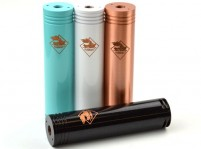 Copper Construction 18650 Mechanical Mod