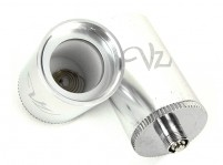 Ceramic Coil Chamber for Q2 Quartz Dry Herb Water Vaporizer