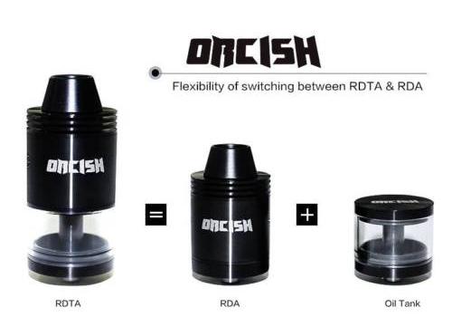 Orcish RDA / RDTA by iCloudCig