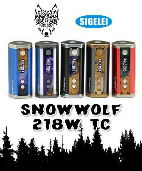 SNOW WOLF 218
