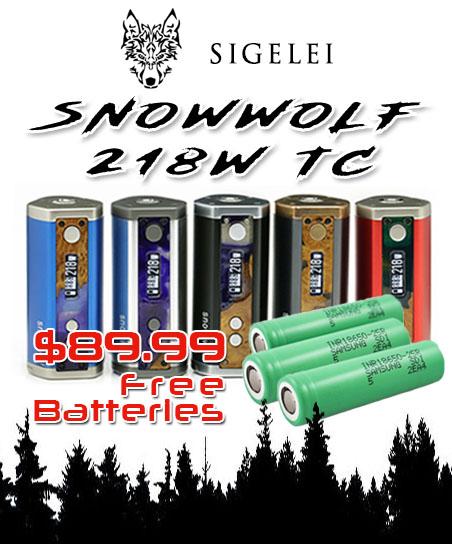 SNOWWOLF 218