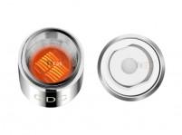 Yocan Evolve Plus Wax Pen Coils QDC Quartz Dual Coil/Ceramic Donut (5pk)