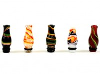 Handcrafted Glass 510 Drip Tip