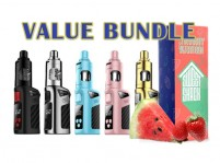 Vaporesso Target Mini 40W & Sweet Shack Strawberry Watermelon 60mL Value Bundle