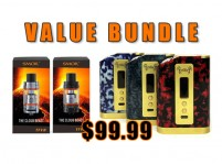 SMOK TFV8 Cloud Beast & Revenant YiHi SX350J V1 120W Value Bundle