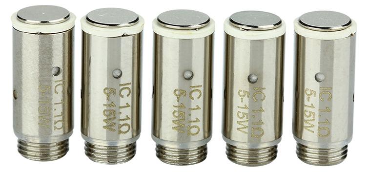 Eleaf iCare Series IC 1.1Ω Coils (5pcs)