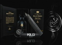 Kilo Black Series 60mL Premium E-Liquid