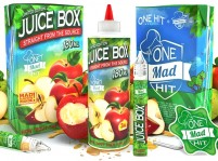 Limited Edition Juice Box 180mL by One Mad Hit