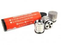 IJOY Limitless XL RTA 0.15Ω 50-215W XL-C4 Light-Up Chip Coils (3pcs)
