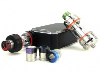 Premium Quality Epoxy Resin & Stainless Steel Drip Tip for SMOK TFV8/TFV8 Big Baby