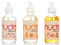 Nude Premium E-Juice 120mL