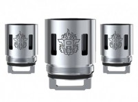 SMOK TFV8 V8-T10 0.12Ω Decuple Kanthal Clapton Coils (3pcs)