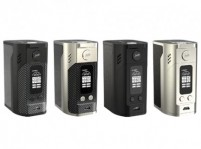 Wismec Reuleaux RX300 300W TC Quad 18650 Box Mod