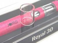 Jomo Royal 30 Vape Pen Pyrex Glass Tube