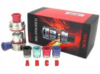 Epoxy Resin & Stainless Steel Drip Tip for SMOK TFV8/TFV8 Big Baby/TFV12