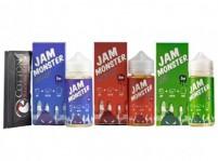 Jam Monster 100mL w/ Cotton Bacon Bits V2