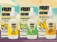 Fruit N Custard 60mL