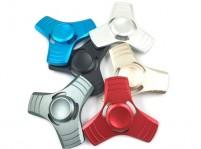 Aluminum Tri-Arm Fidget Spinner