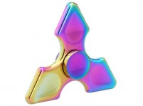 Rainbow Triangle High Speed Zinc Alloy Fidget Spinner