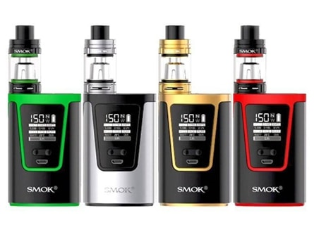 SMOK G150 150W TC & TFV8 Big Baby Starter Kit