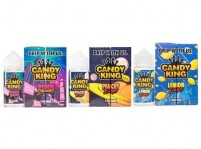 Candy King E-Juice 100mL - New Flavors