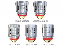 iJoy Captain X3 Coils (3pcs)