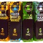 Hulk Tears/Frozen Hulk Tears/Mighty Mango/Frozen Mighty Mango 60mL Premium E-Juice