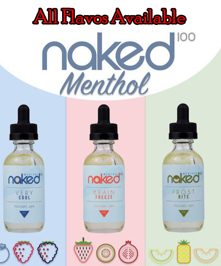 naked 60ml, naked 100 ejuice