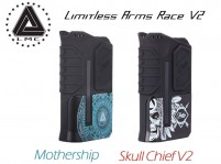 Limitless Arms Race V2 220W TC Box Mod
