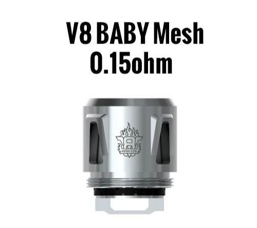 SMOK_TFV8_Baby_Replacement_Coil_5pcs_V8_BABY_MESH_grande