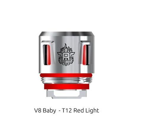 SMOK TFV8 Baby T12 Light Coils (5pcs)