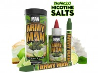 One Hit Wonder 100mL E-liquid – Army Man TruNic 2.0 Nicotine Salts
