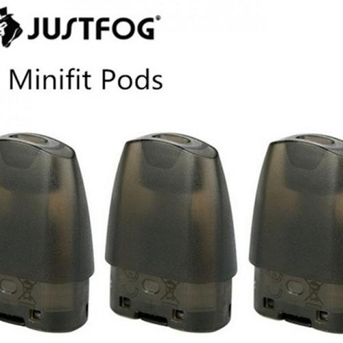 JUSTFOG MINIFIT 1.5mL Replacement Pods (3pcs)