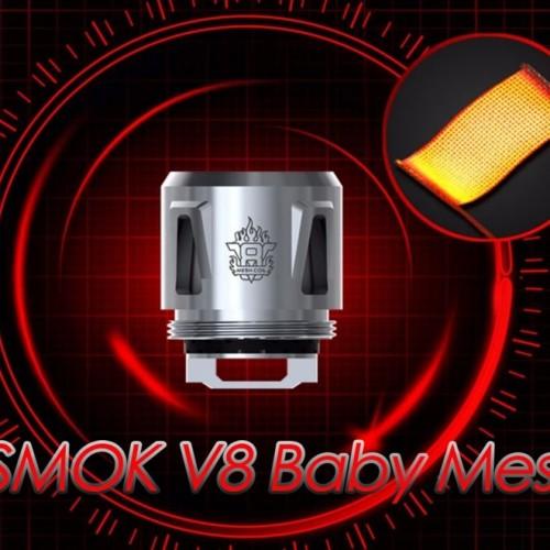 SMOK TFV8 Baby Mesh Coils (5pcs)