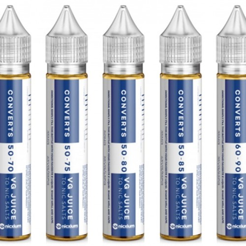 Nicxium Nicotine Salt Converter