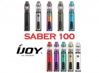 IJOY Saber 100 20700 VW Kit (Battery Included)